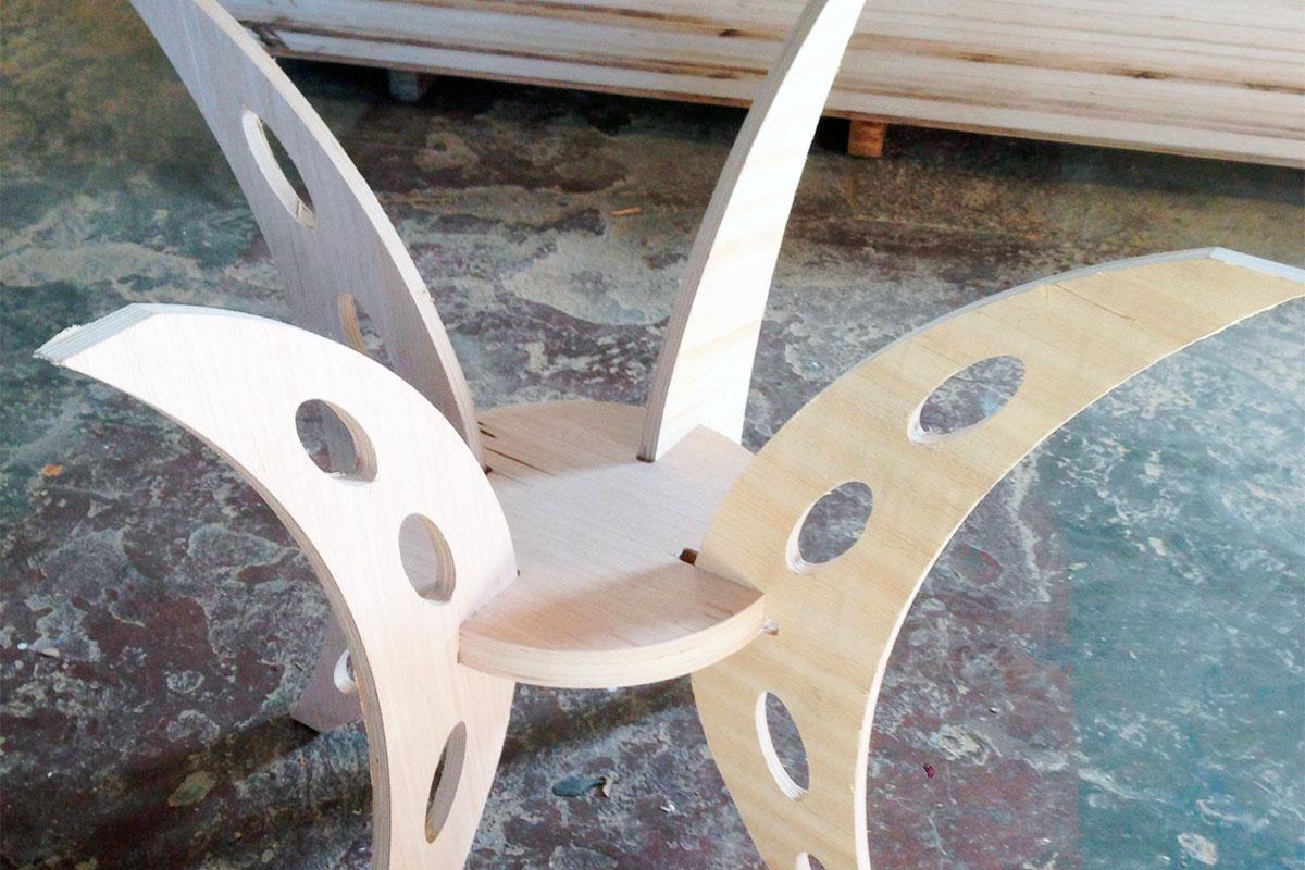 Fabricación de muebles a medida